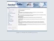 Factor Insurance Brokers Jylland A/S